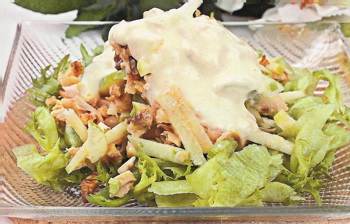 Рецепт салат сказка с курицей