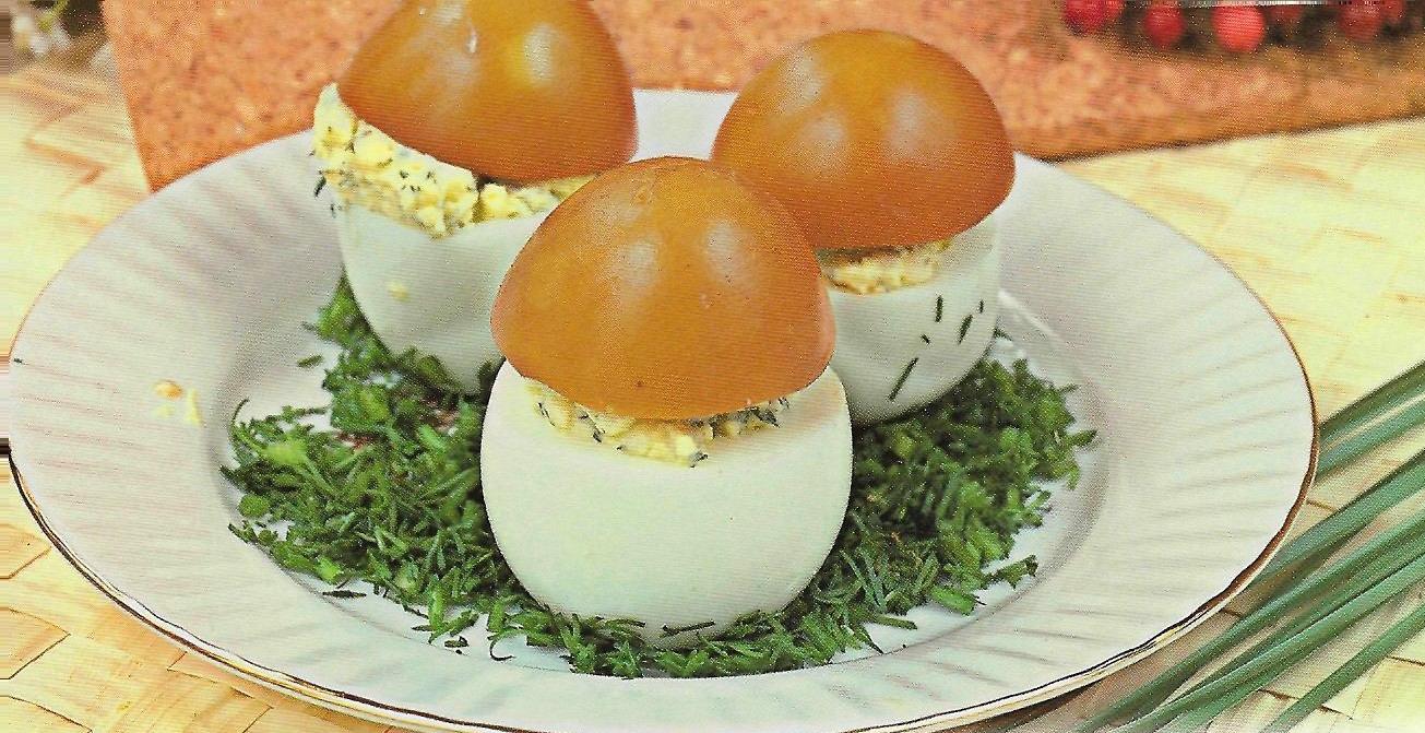 Еда из яиц рецепты