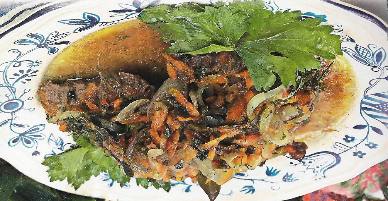 рецепты ужина в духовке рецепты с фото