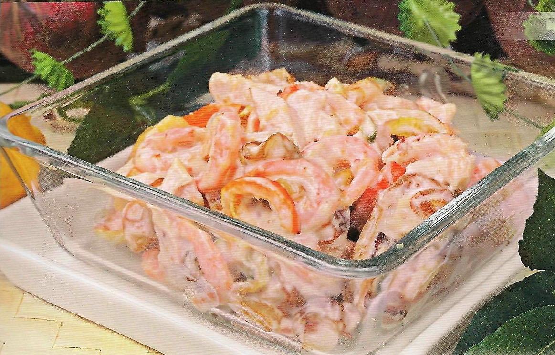 салаты из баклажан с курицей рецепты с фото