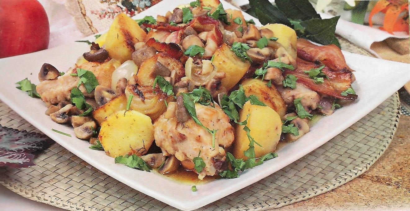 курица в рукаве в духовке рецепт поваренок