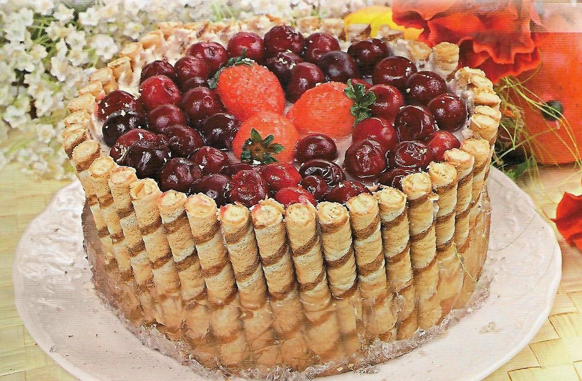 Вкусные и красивые рецепты тортов в домашних условиях 194